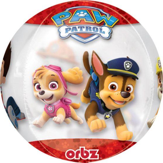 Bubbles/ Buborék lufi, Paw patrol/Mancs őrjárat