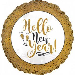 FÓLIA LUFI SZILVESZTERRE, HELLO NEW YEAR