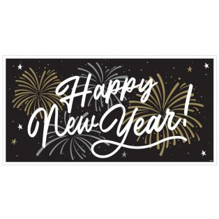 HAPPY NEW YEAR FÓLIA FELIRAT