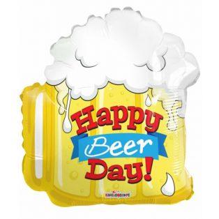 FÓLIA LUFI HAPPY BEER DAY FELIRATTAL