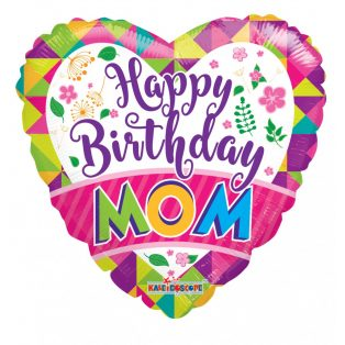 FÓLIA LUFI, SZÍV, HAPPY BIRTHDAY MOM