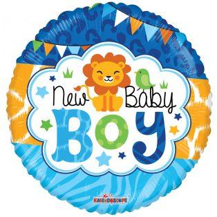 FÓLIA LUFI, GÖMB, NEW BABY BOY
