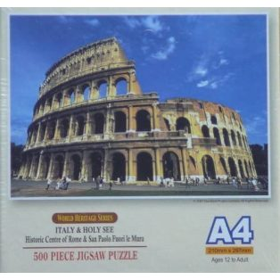 500 DB-OS PUZZLE, COLOSSEUM