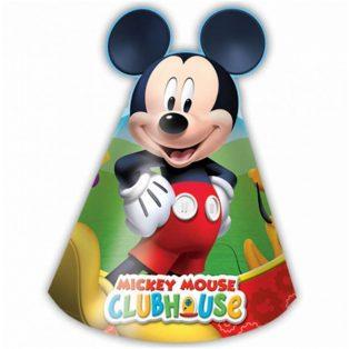 "PARTI KALAP, PAPÍR, ""MICKEY MOUSE CLUBHOUSE"""