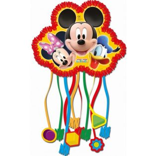 MICKEY MOUSE CLUBHOUSE PINATA