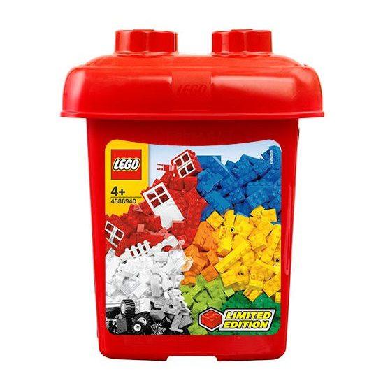 LEGO DUPLO, VÖDRÖS, PIROS, 4586940