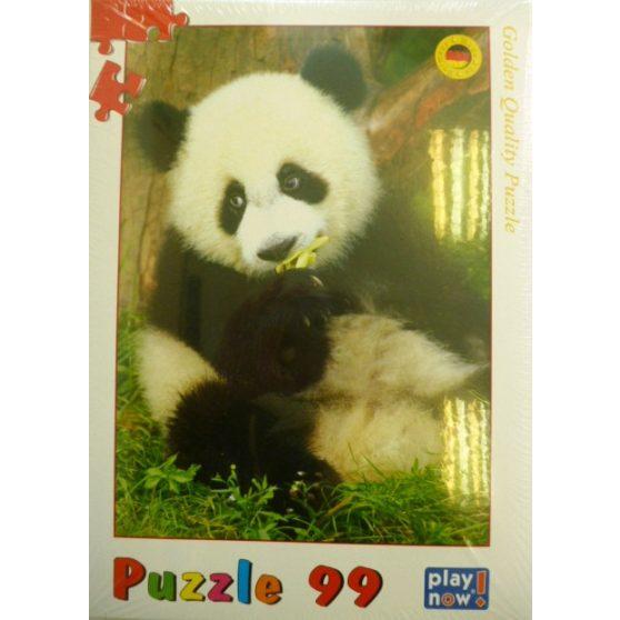 PUZZLE, PLAY NOW, VEGYES KÉPEK, 99db-os