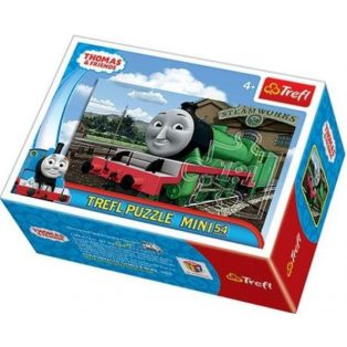 PUZZLE, 54db, MINI, THOMAS