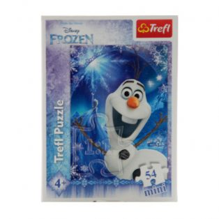 PUZZLE, 54DB-OS, MINI, FROZEN, OLAF