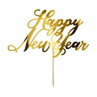 HAPPY NEW YEAR TORTADÍSZ, ARANY