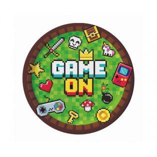 GAME ON PAPÍR TÁNYÉR
