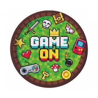 GAME ON PARTI TÁNYÉR