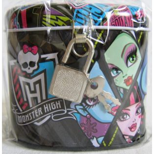 PERSELY, FÉM, LAKATTAL, MONSTER HIGH