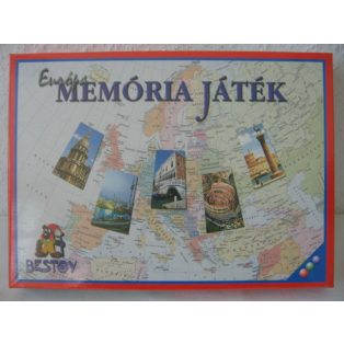 MEMÓRIA JÁTÉK, EURÓPA