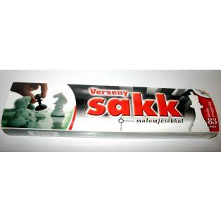 SAKK (VERSENY) +MALOM, TÁBLAMÉRET: 45x45cm