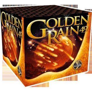 GOLDEN RAIN TELEP, 49 lövés/ 30 mp/ Ø 30 mm /980 gr/ 3.kategória