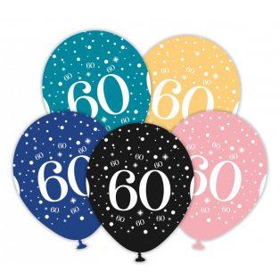 60 ÉVSZÁMOS GÖMB LUFI