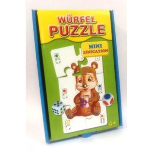 MINI EDUCATION, WÜRFEL PUZZLE