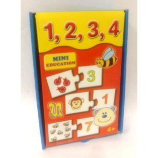 MINI EDUCATION, 1,2,3,4