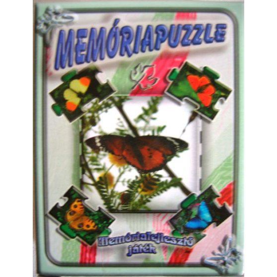 MEMORIAPUZZLE, PILLANGÓS