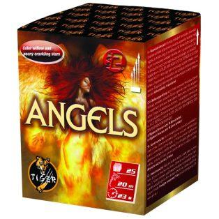ANGELS FROM HELL TELEP, 25 lövés /Ø 19 mm/ 28 mp /150 gr/ 2.kate