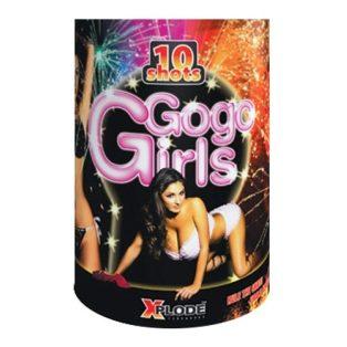 GOGO GIRLS Telep, 10 lövés / 21 mp/ Ø 30 mm/ 190 gr/ 2.kategória