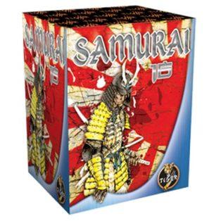 Samurai 16 LÖVÉSES TELEP, Ø20 mm