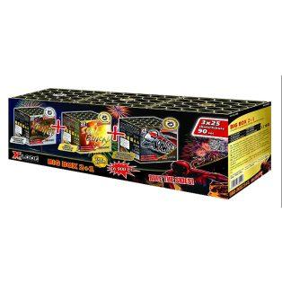 Big Box Telep 2+1 Kaliber:20/Lövés:3x25/90 mp/825g/3.kat