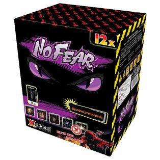 No Fear Telep Kaliber:45/Lövés:12/Hatóanyag:552g/25mp/3.kat