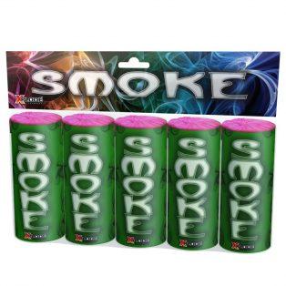 SMOKE (cylinder), ZÖLD
