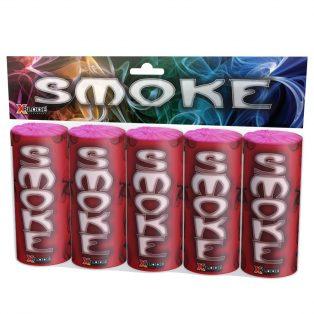 SMOKE (cylinder), PIROS