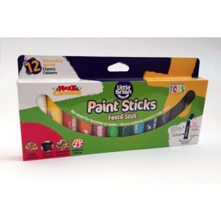 12 DB-OS FESTŐ STIFT-PAINT STICKS