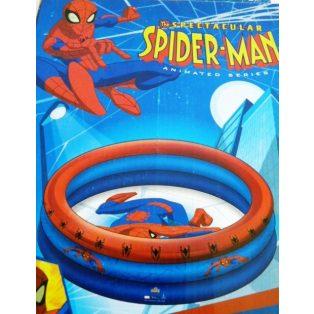 FÜRDŐMEDENCE, SPIDER-MAN, d90cm