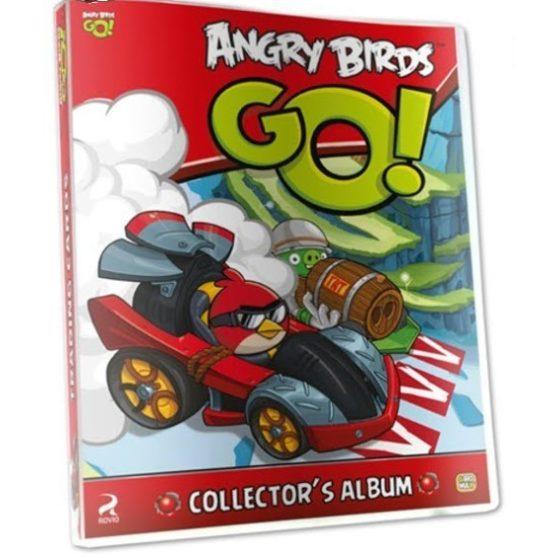 ANGRY BIRDS GO, ALBUM GYŰJTHETŐ KÁRTYÁKHOZ