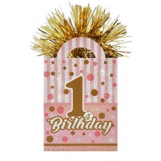 "LUFISÚLY, ""1ST BIRTHDAY"", PINK"