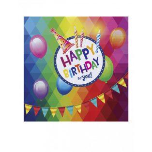 "PARTI SZALVÉTA, ""HAPPY BIRTHDAY to you"", 20 DB/CS"