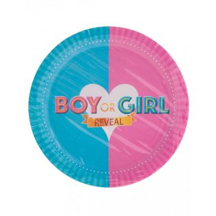 """PARTI TÁNYÉR, """"BOY OR GIRL"""""""