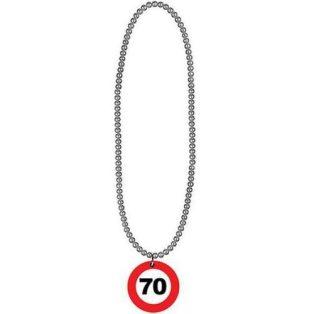 """NYAKLÁNC, BEHAJTANI TILOS """"70"""""""