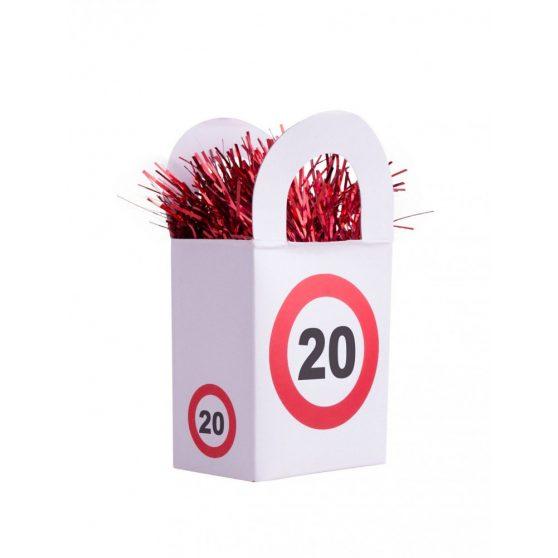 """LUFISÚLY, BEHAJTANI TILOS """"20"""""""