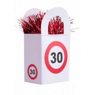 """LUFISÚLY, BEHAJTANI TILOS """"30"""""""