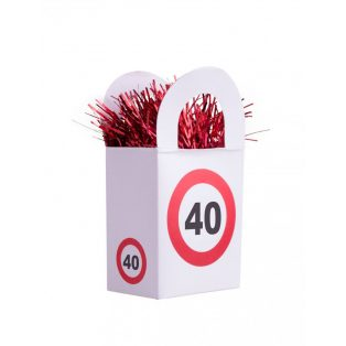 """LUFISÚLY, BEHAJTANI TILOS """"40"""""""