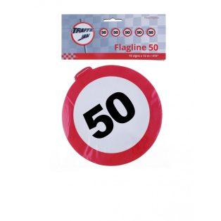 """FÜZÉR, """"BEHAJTANI TILOS 50"""""""