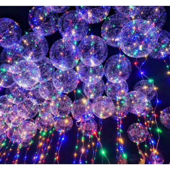 LED szalag lufihoz