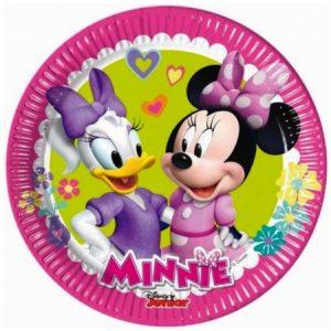 Minnie egér mintás terítékek és kiegészítők