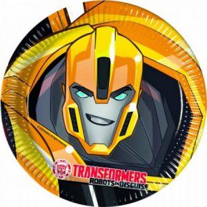 Transformers terítékek és kiegészítők