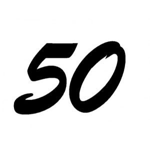 50. évszámos termékek