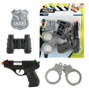 Rendőr fegyverek, szettek