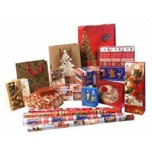 Ajándékcsomagolók, ajándéktáskák, szalagok