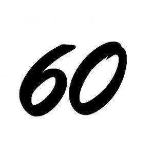 60. évszámos termékek