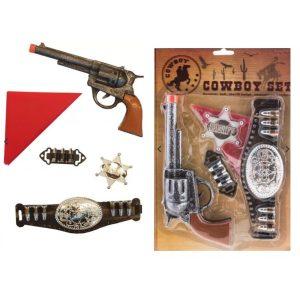 Cowboy fegyverek, szettek